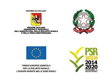 Progetto finanziato con il concorso delle risorse FEASR-PSR Sicilia 2014/2020 Sottomisura 6.2