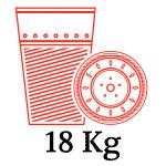 4 BOX - 18kg